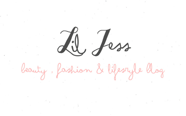 Lil Jess | Beauty, Fashion & Lifestyle Blog