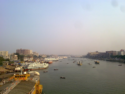 Sadarghat River Port, Dhaka