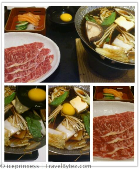 Beef Sakiyuki