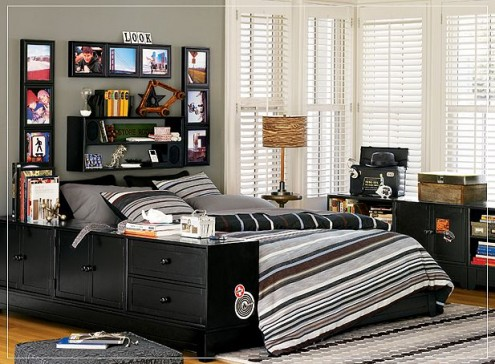 bedroom design ideas for men
