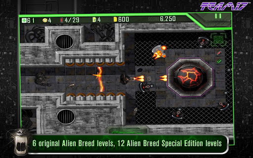 Alien Breed games