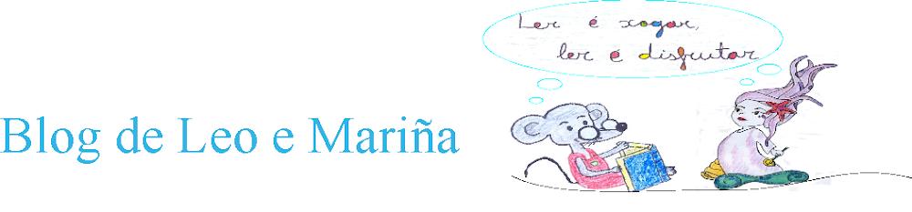 Blog de Leo e Mariña
