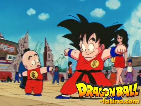 Dragon Ball capitulo 19