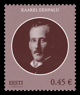 Estonia: HEADS OF STATE OF THE REPUBLIC OF ESTONIA - KAAREL EENPALU 125 - www.post.ee