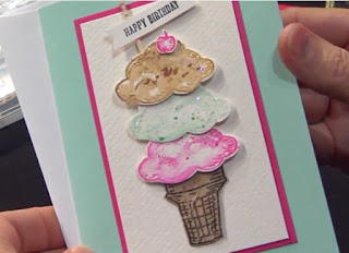 Five Ways to Use Stampin' Up! Sprinkles of Life stamp set