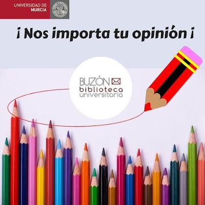 ¡Nos importa tu opinión!