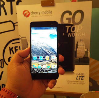 TeknoGadyet Holiday Giveaway: Cherry Mobile G1