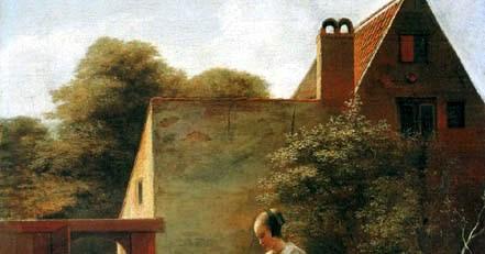 pieter de hooch paintings