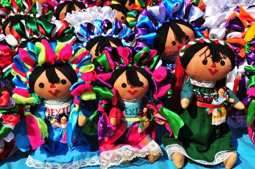 Turismo en México, artesanía