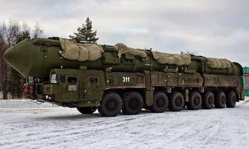 Rudal RS-24 Yars