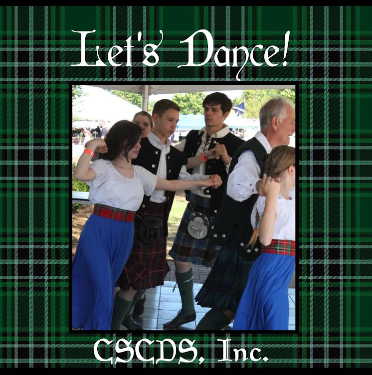 Charlotte Scottish Country Dance Society, Inc.