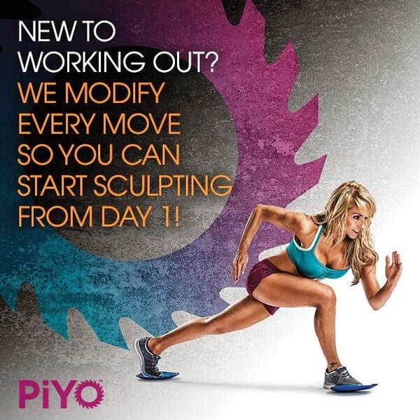 PiYo Workout Promo