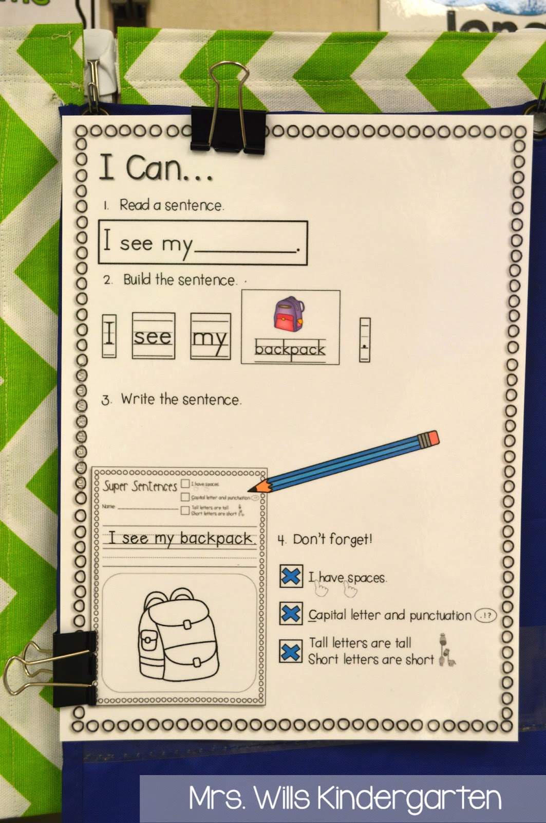 Kindergarten sentence writing stations the same is true for these kindergarten sentence writing stations these predictable sentences were also a favorite in my classroom pooptronica