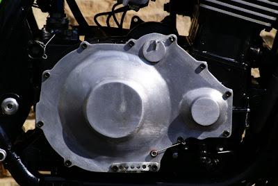 Racing Caf    Kawasaki ZRX 1100  Killer21  by Dave Wards