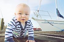 Eli 8 months