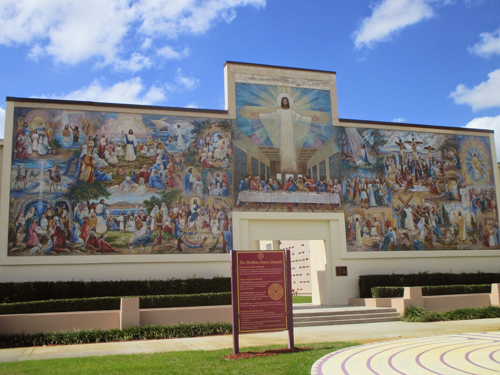 Image result for the wall of christ, gotha cemetery