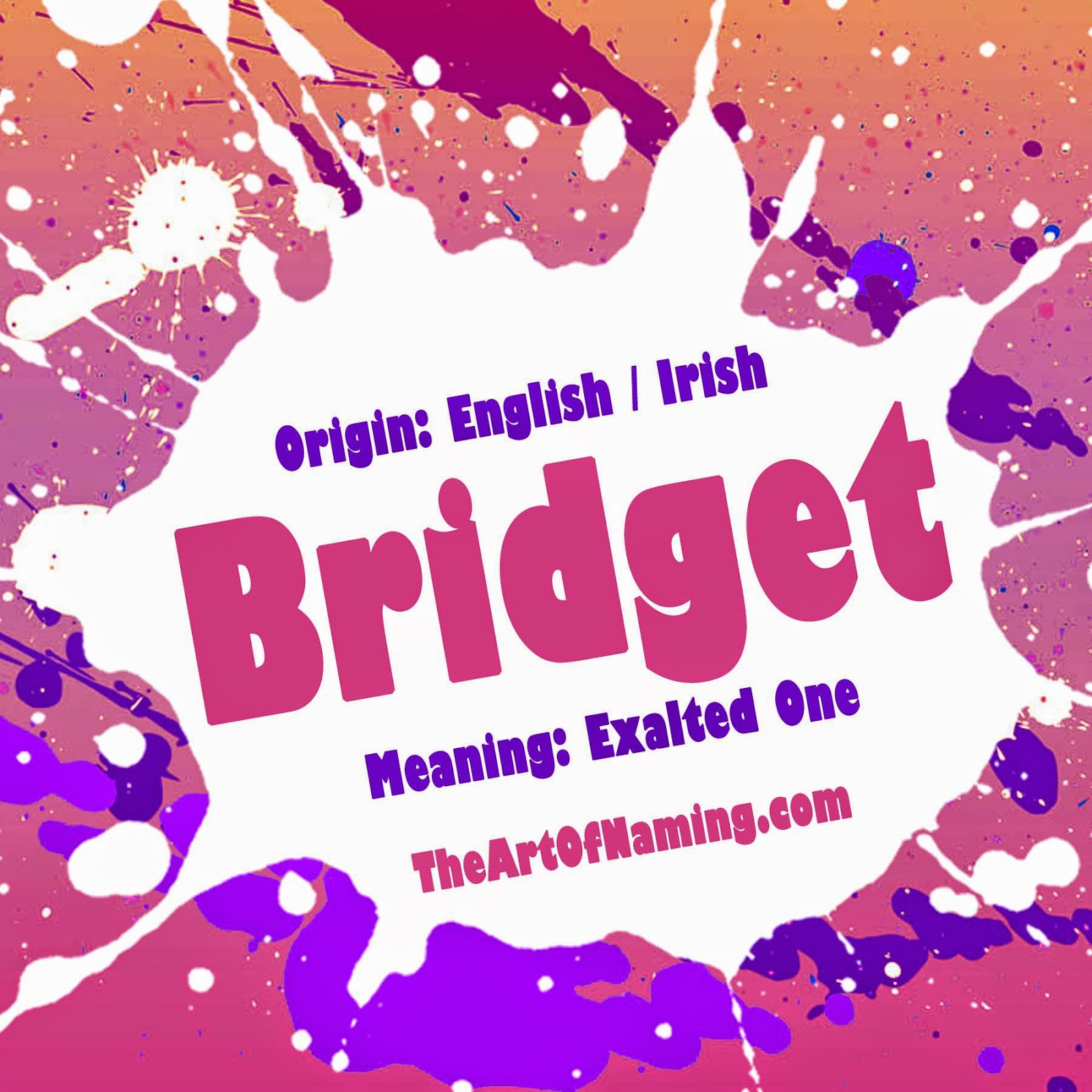 The art of naming february 2015 the art of naming irish girl name meaning exalted one goddess name saint negle Image collections