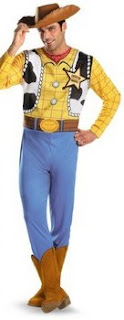 Disney Toy Story - Woody Classic Adult Costume