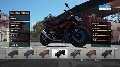 Buying mode