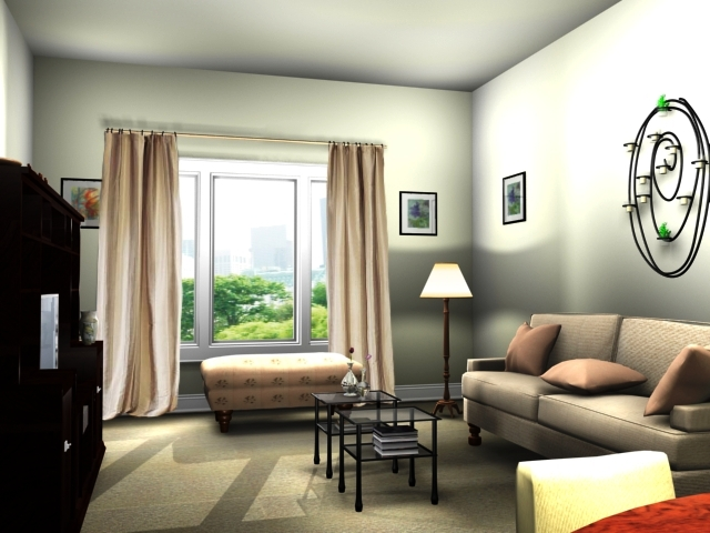living room decorating design