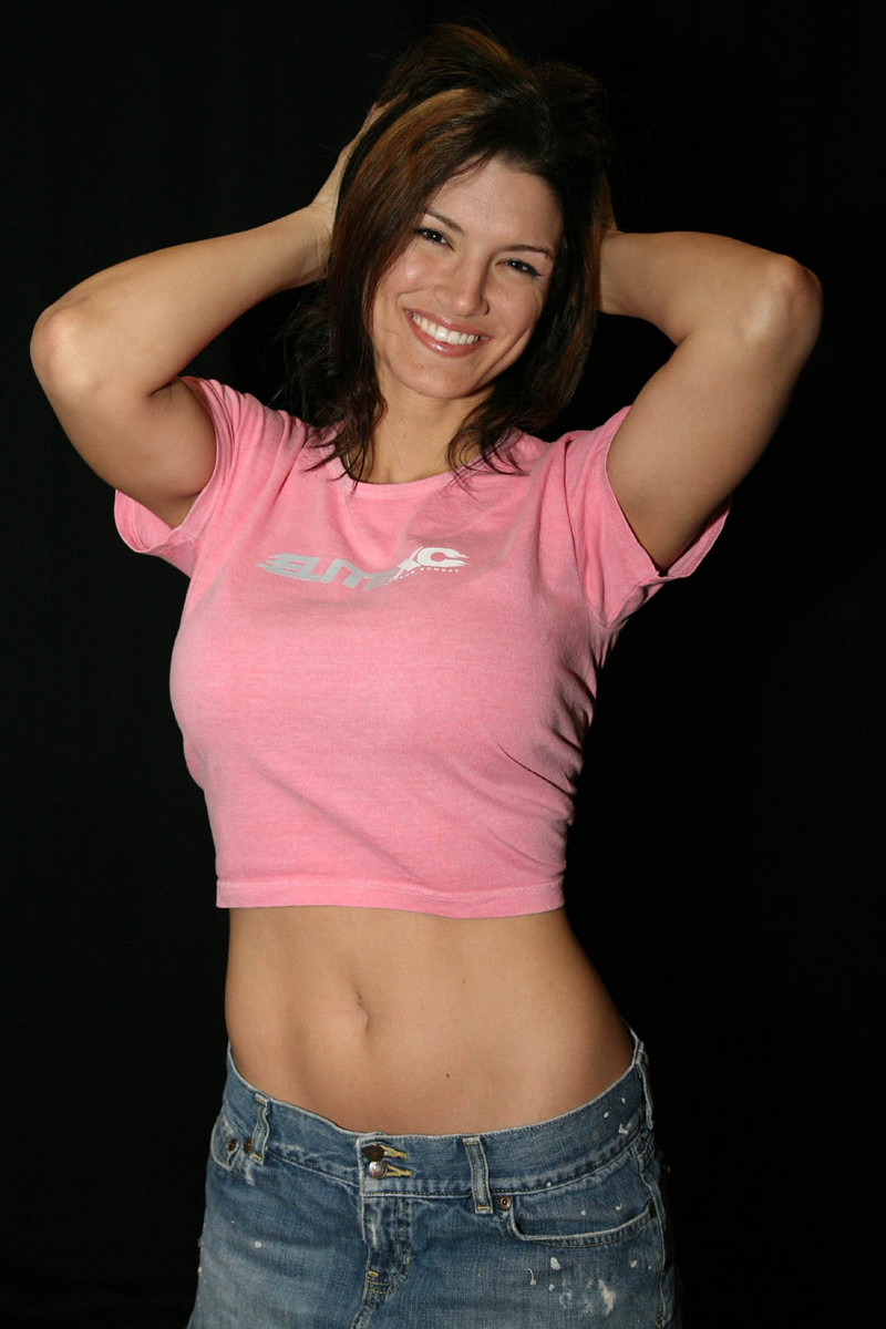 Gina Carano | Fighter Hot Photos 2012 | All About Sports