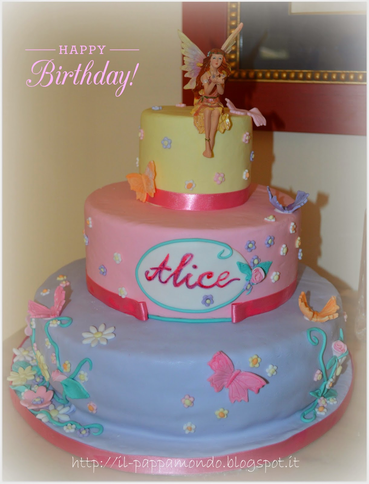 la torta di alice