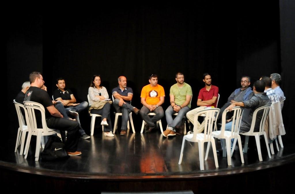 Representantes de oito municípios e do Sesc participaram do encontro