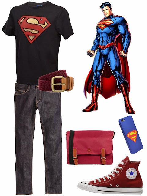 get the look superman dawn of justice league