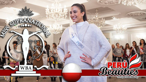 Candidatas ensayan para la gran final - Miss Supranational 2015