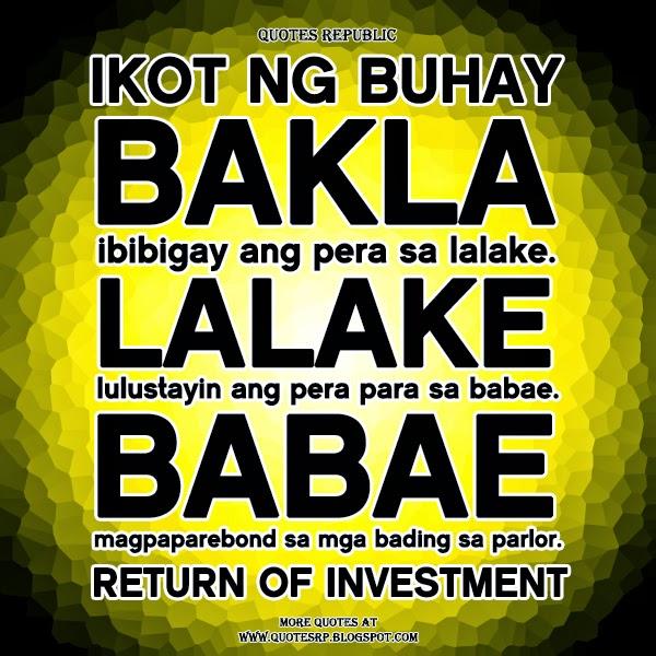 tagalog quotes sa buhay quotesgram