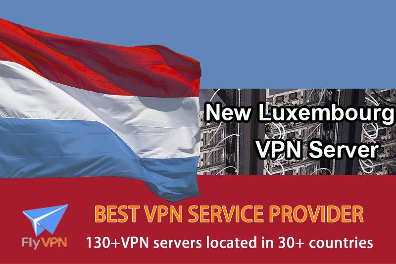 FlyVPN Luxembourg 01 VPN Server Online