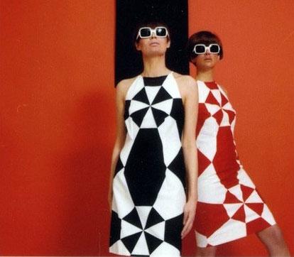 Anos rebeldes moda dos anos 60 - Estilo anos 60 ...