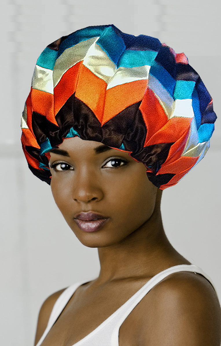 Hair With Purpose Natural Hair Care The Diva Bonnet