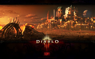 Diablo 3 Game 2012 Caldeum HD Wallpaper