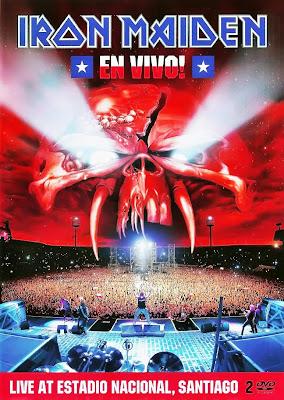 Iron Maiden - En Vivo - BDRip