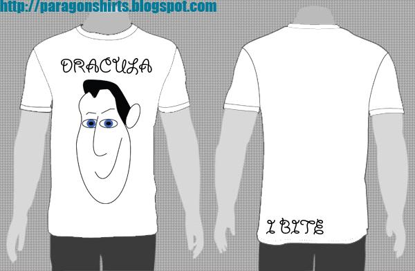 Dracula Hotel Transylvania Shirt Design