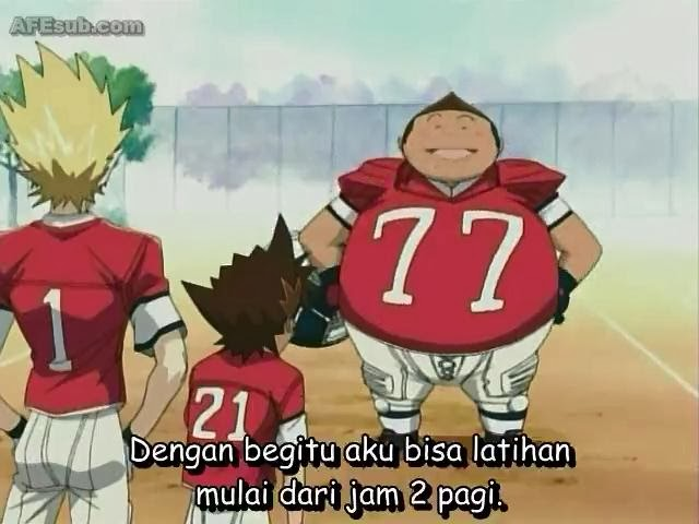 link download eyeshield 21 episode 2 subtitle indonesia download