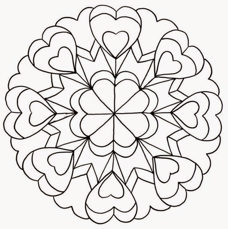 Handy image pertaining to printable coloring pages for teens
