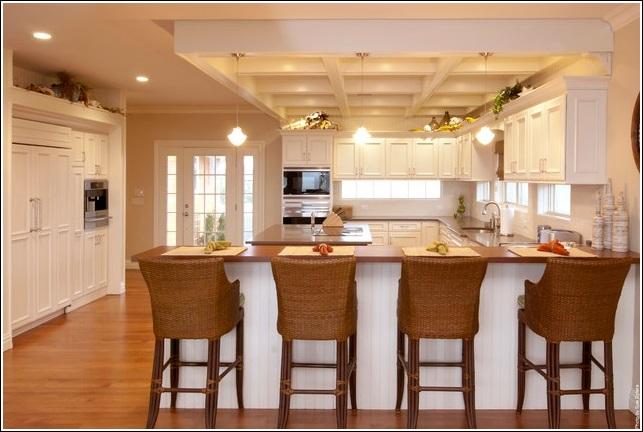 deco chambre interieur: conceptions de table à manger de cuisine ... - Chaise Pour Ilot De Cuisine