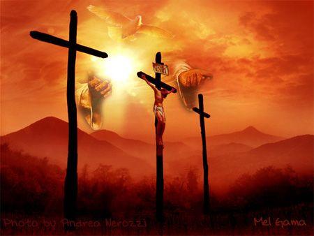 Meu Oratório As Sete Frases De Jesus Na Cruz