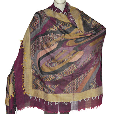 Indian Shawls Wraps & Their Care
