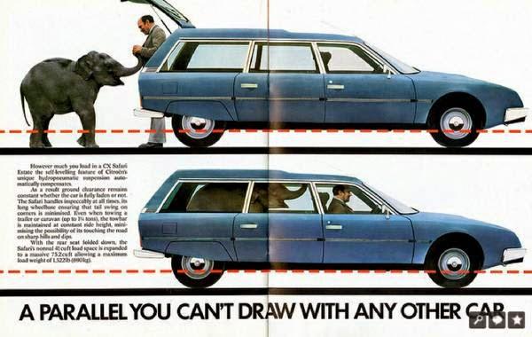 Daily Turismo 10k Repeat Offender 1988 Citro 235 N Cx Estate