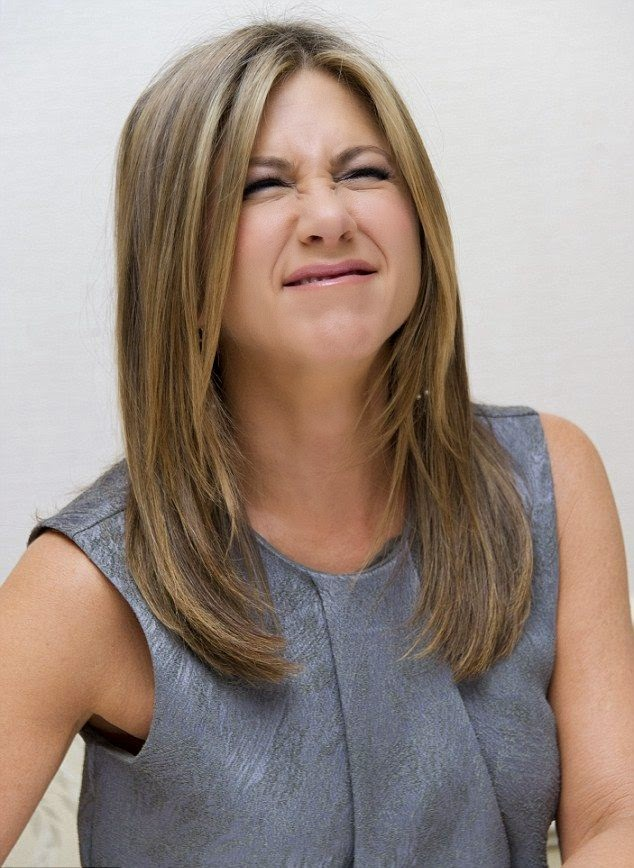 We are surely fascinated to Jennifer Aniston's dialogue on Horrible Bosses 2 press conference at Los Angeles, USA on Thursday, November 20, 2014.