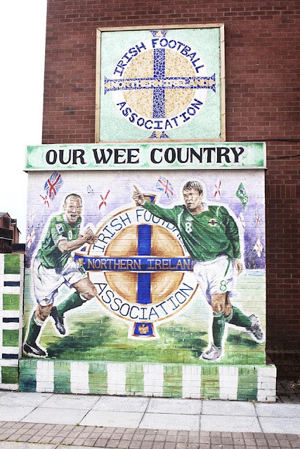 Belfast Murals
