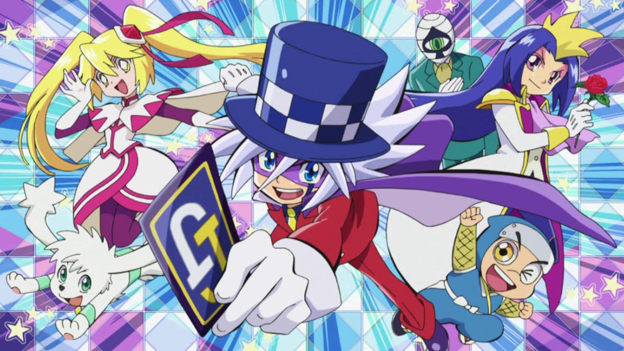 Kaitou Joker Todos os Episódios Online