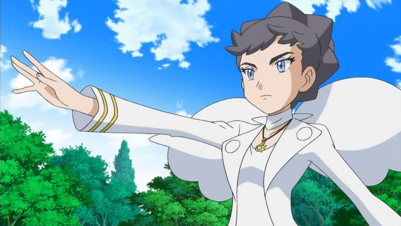 Tour The Pokémon World: Famous Trainer Diantha and Cafe Soleil