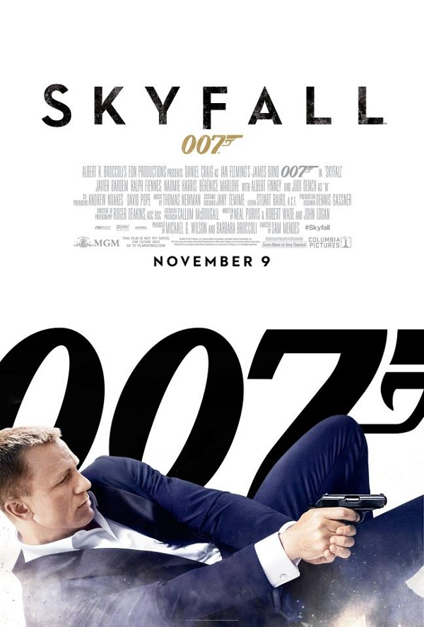 Watch Skyfall Movie Online Free 2012