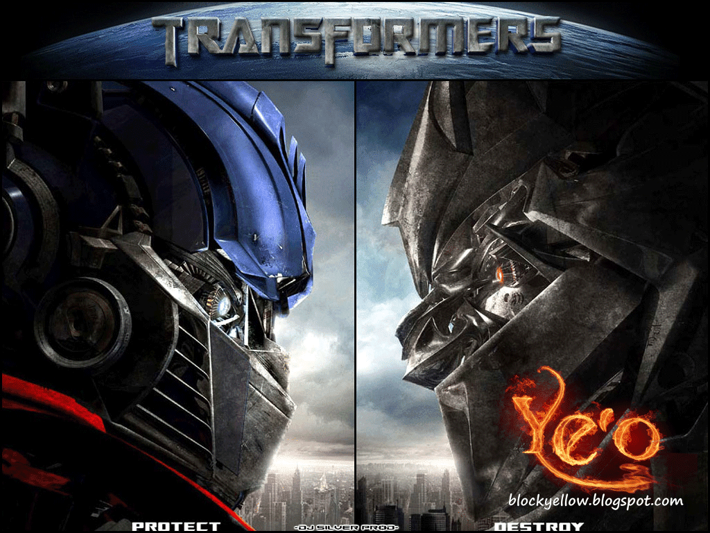 Transformers The Game Full Rip For PC