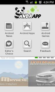 PandaApp v1.0