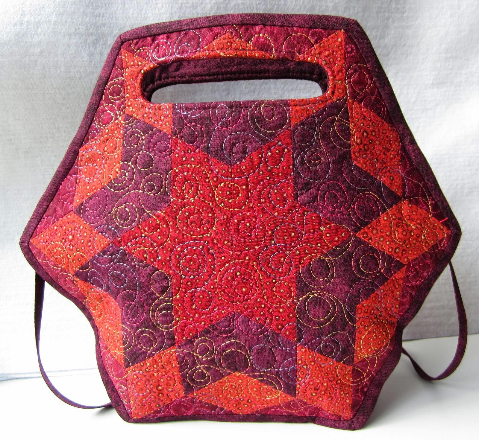 Väska av stjärnblock